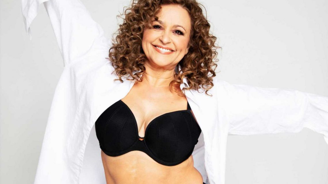 Loose Women's Nadia Sawalha says 'I don't think my body looks disgusting any more' and reveals how therapy saved her