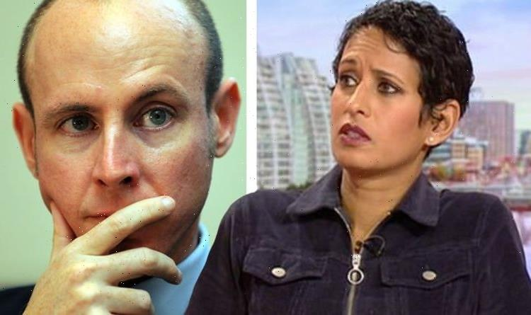 Naga Munchetty told 'be reasonable' while quizzing MEP over 'language' amid Brexit row
