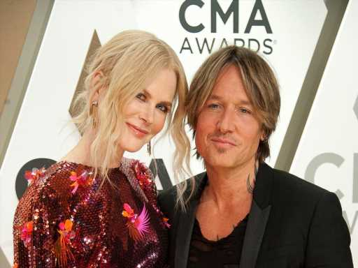 Nicole Kidman & Keith Urban's PDA Photos Have Gotten Hotter & Hotter Over the Years