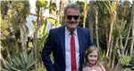 Piers Morgan builds daughter an incredible tree house in huge family garden