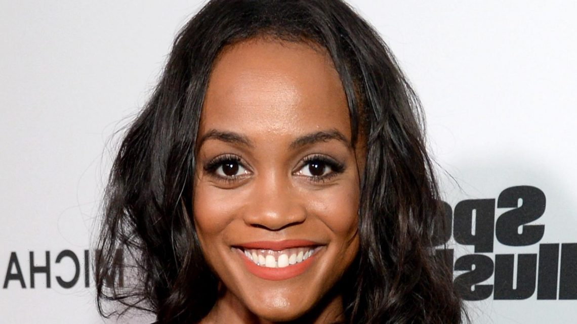 Rachel Lindsay Reacts To Chris Harrison's Exit From The Bachelor Franchise