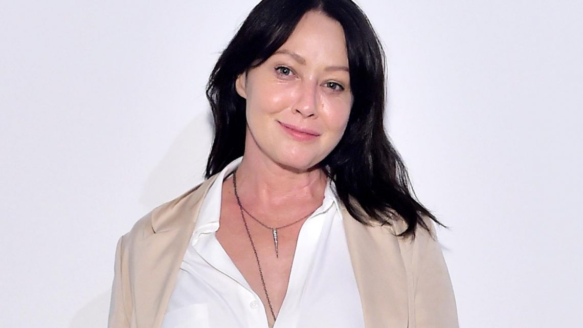 Shannen Doherty posts no-makeup pic: I'm 'done' with Hollywood beauty standards