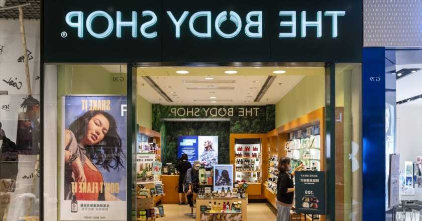 The Body Shop has launched refill stations in its stores