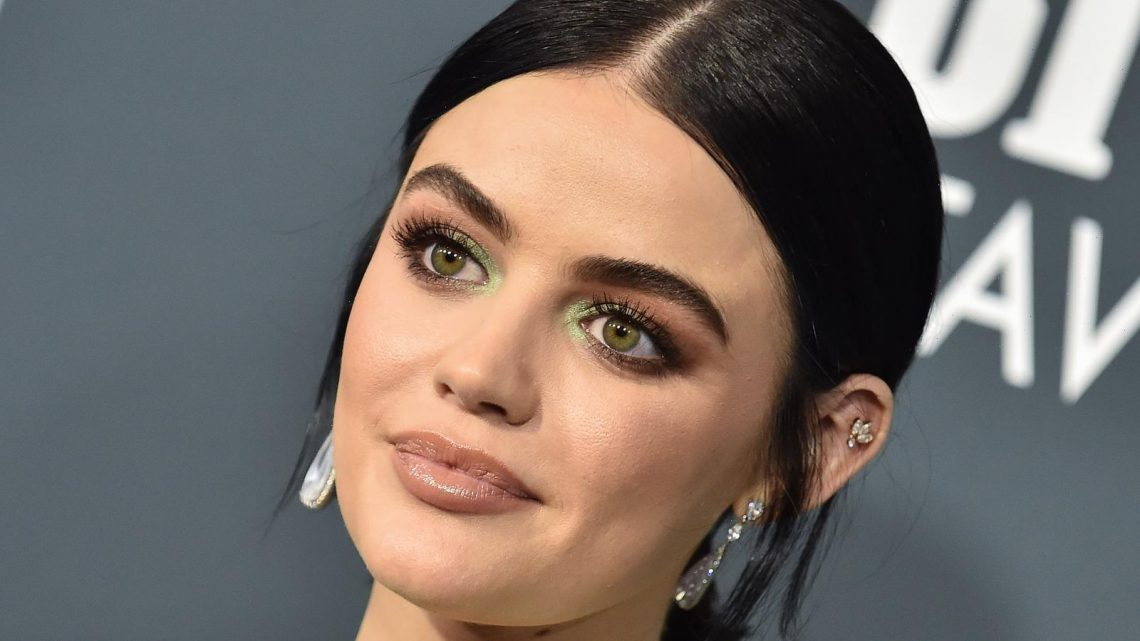 The Concealer Stick That Lucy Hale's Makeup Artist Swears By