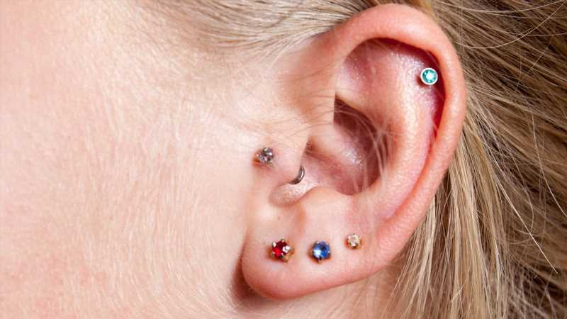This Is The Most Painful Spot To Get An Ear Piercing