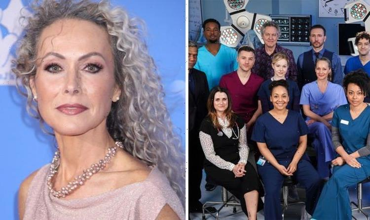 'Very sad news' Holby City's Amanda Mealing breaks silence after medical drama cancelled