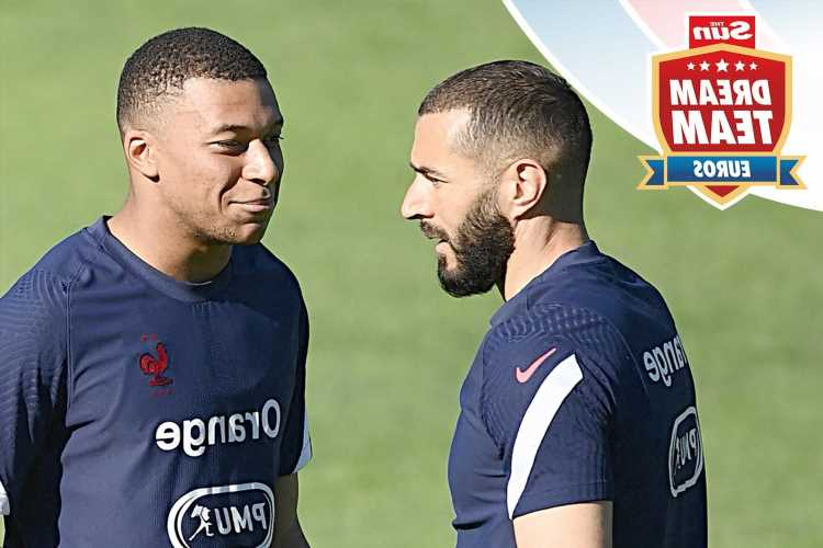 Which France players are the best options for Dream Team Euros bosses this summer?