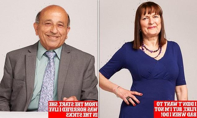 Who'll find love on our blind date? This week it's Carole and John