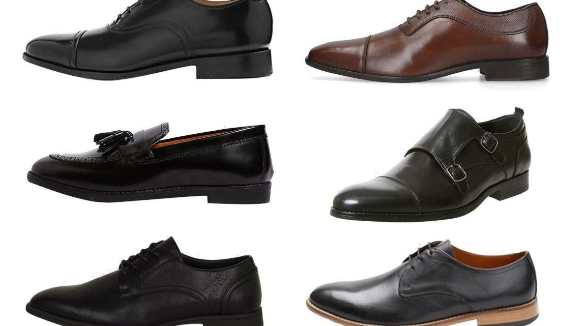 12 Best Work Shoes For Men 2021   The Sun UK