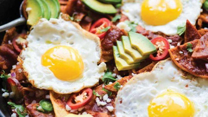 35 Healthy Egg Breakfasts You'll Be Loving All Week Long