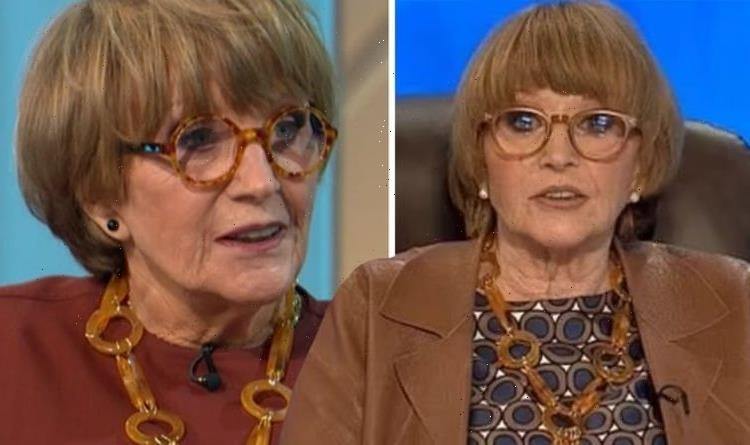 Anne Robinson explains why she was 'stiff' in first few episodes of Countdown