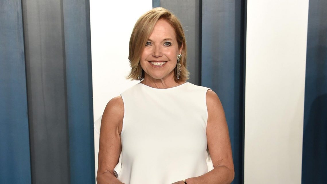At 64, Katie Couric Just Crushed A Headstand And Flashed Her Super Sculpted Abs On Instagram
