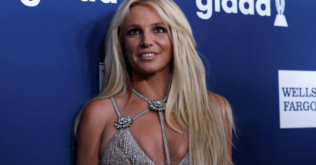 Britney Spears's Lawyer Asks to Step Down from Court-Appointed Role