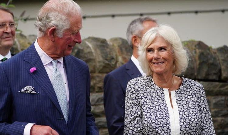 Camilla body language 'incredibly tactful' as she lets Prince Charles 'take spotlight'