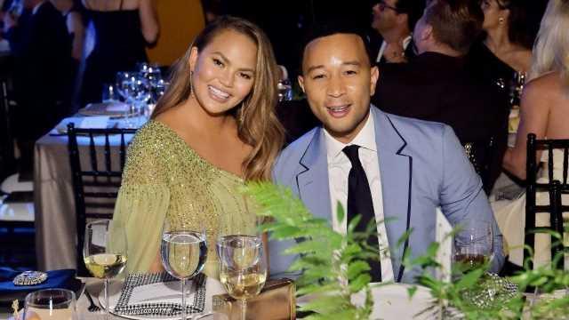Chrissy Teigen and John Legend Return to Site of Their 2013 Honeymoon