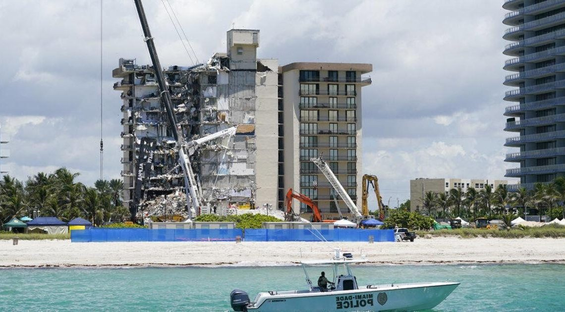 Confirmed death toll in Surfside condo collapse reaches 27