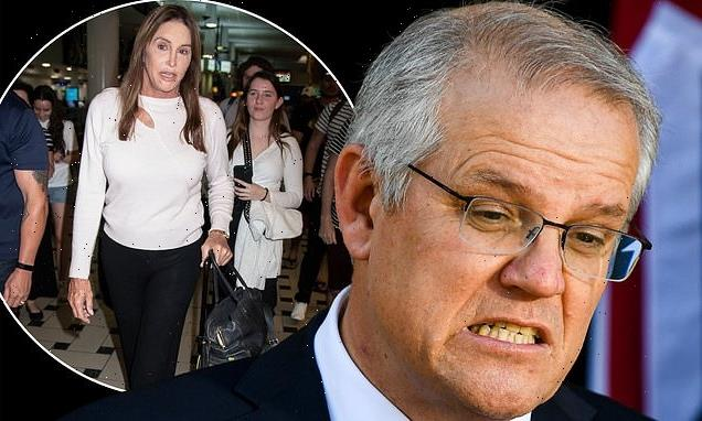 Covid: Scott Morrison is stumped by Caitlin Jenner quarantine question