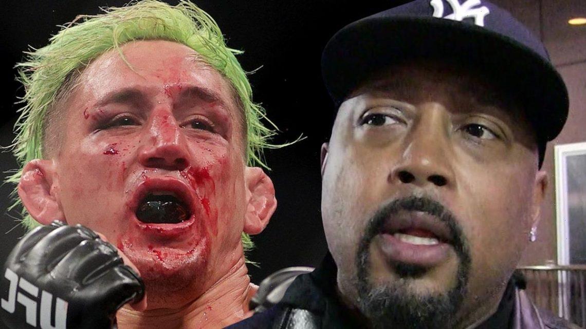 Daymond John Offers UFC's Kris Moutinho Financial Advice After $75K Bonus Check