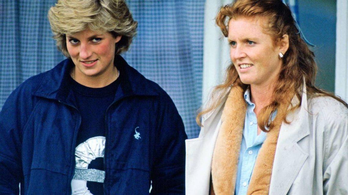 Duchess of York, Sarah Ferguson addresses Princess Diana feud rumour