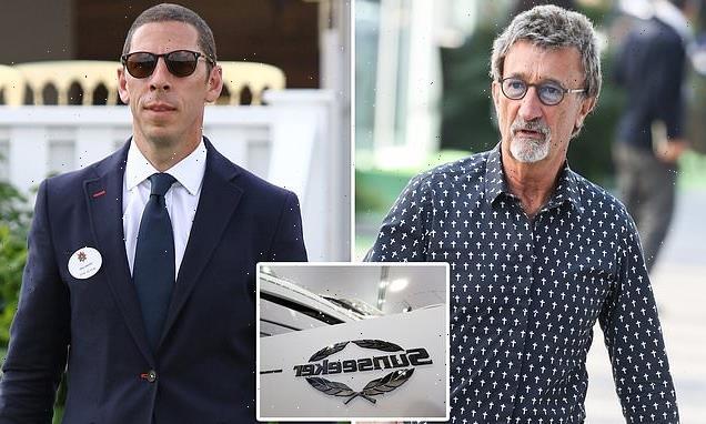 EDEN CONFIDENTIAL F1 tycoon Eddie Jordan's superyacht High Court fight