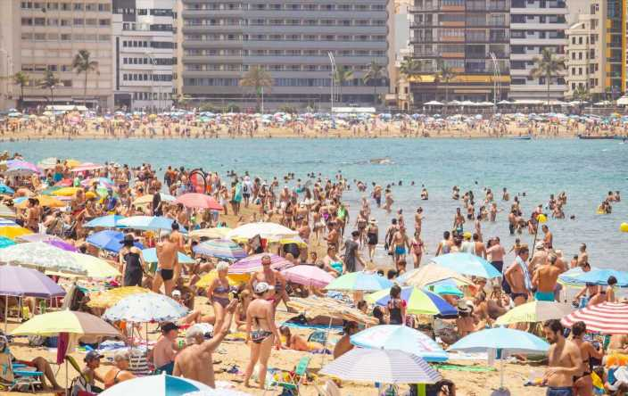 Fears for Spain holidays as minister refuses to rule out country joining amber plus list