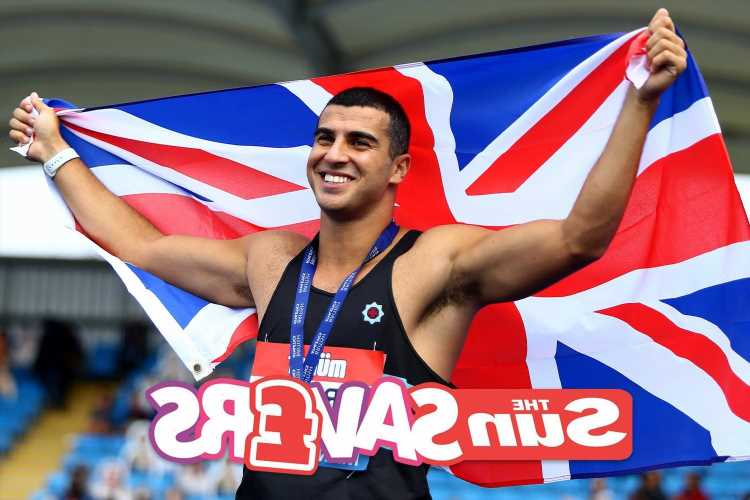 Get fit during the Olympics with British sprinter Adam Gemili's tips