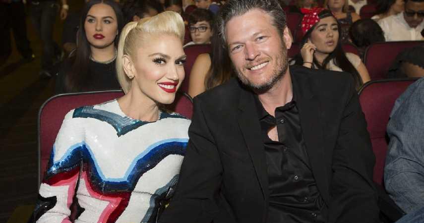 Gwen Stefani & Blake Shelton Marry In Lavish July 4th Weekend Wedding Ceremony
