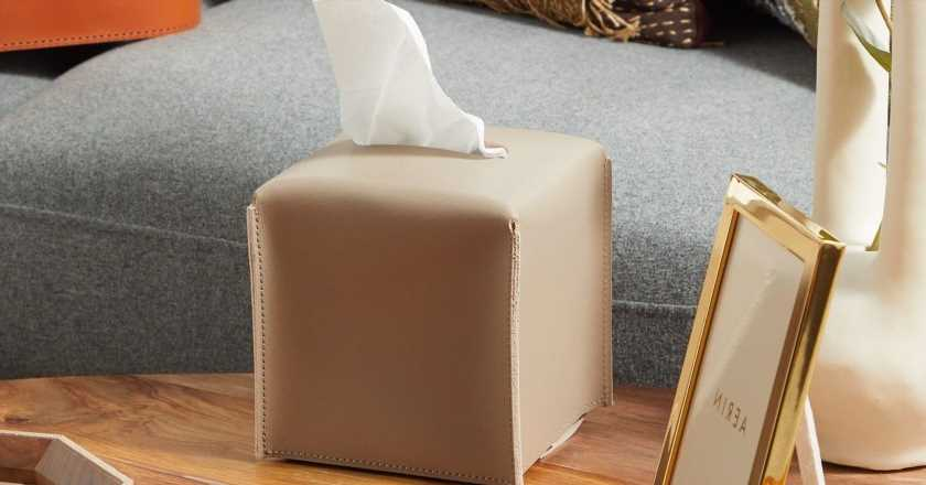 Hay fever just got more bearable with these 7 stylish tissue box covers