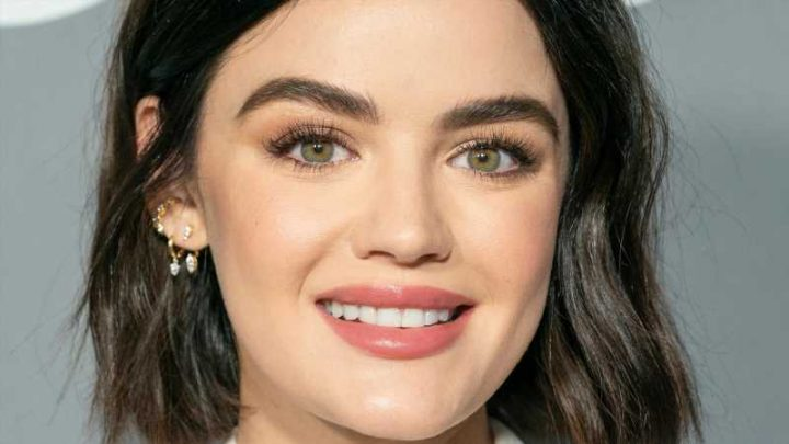 How To Replicate Lucy Hale's Everyday Skincare Routine