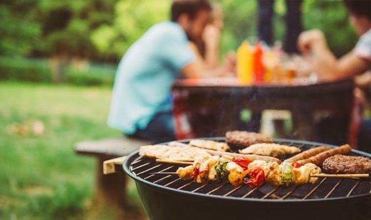 How to clean rusty barbecue grills – simple tips