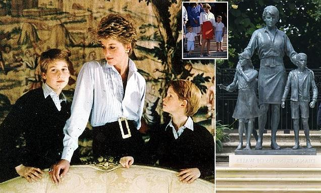 Is THIS the card that inspired Diana statue?