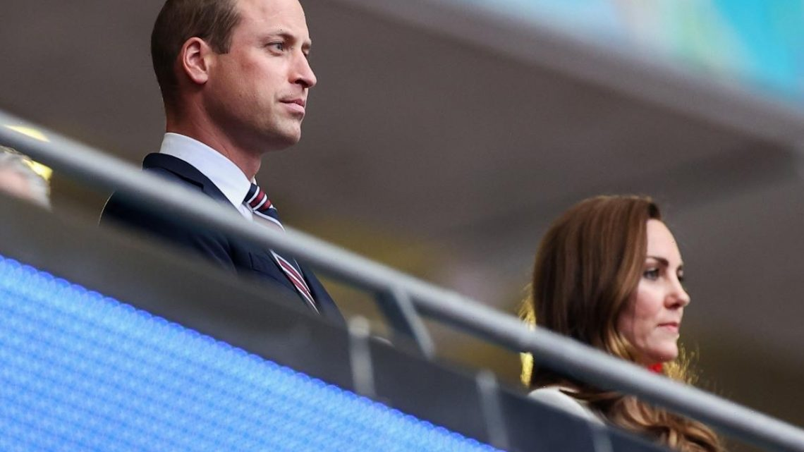 It's almost as if Prince William didn't solve racism in football after all