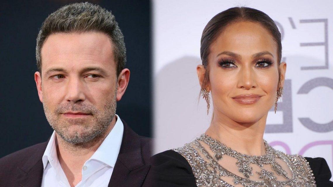 J.Lo & Ben Affleck Make Their Instagram Debut in Leah Remini's Post