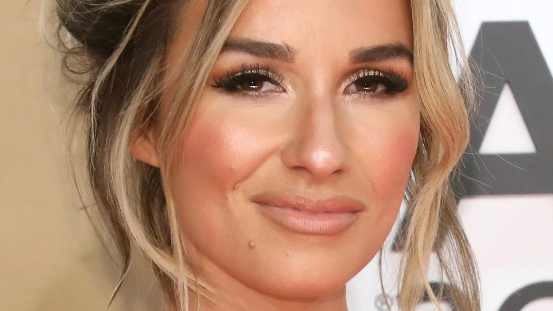 Jessie James Decker Shares Tearful Response To Criticism About Her Weight