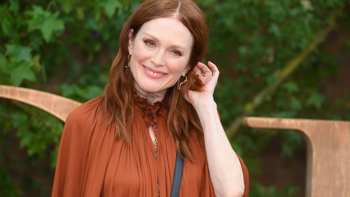 """Julianne Moore is Sick of the Term """"Aging Gracefully"""""""