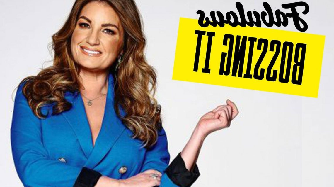 Karren Brady gives career advice from maternity leave to changing careers