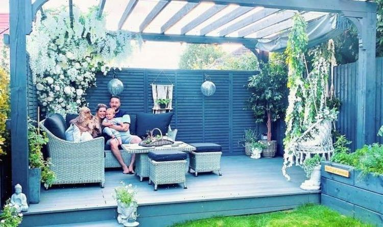 'Like you're in Ibiza': Mrs Hinch's 'breathtaking' garden – how to recreate it on a budget