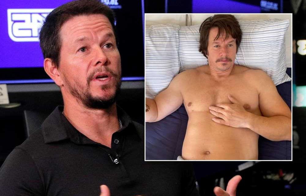 Mark Wahlberg says eating 11,000 calories a day for 'Stu' role 'was not fun'