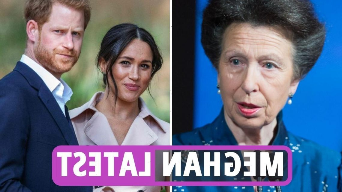 Meghan Markle latest news – Royal war triggered 'when Anne ordered Prince Harry NOT to marry unsuitable Meghan'
