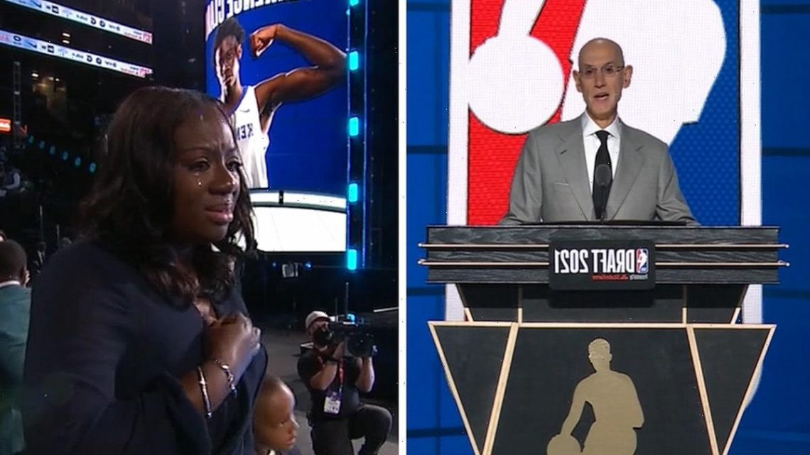 NBA Pays Tribute To Terrence Clarke With Honorary Draft Pick