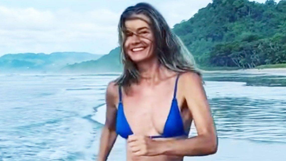Paulina Porizkova, 56, Shows Off Her Abs-olutely Sculpted Bod In New Bikini Photos On Instagram