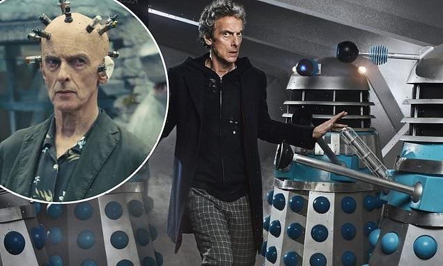 Peter Capaldi claims Doctor Who has a 'B-movie quality'