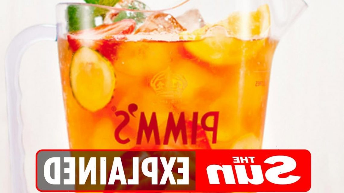 Pimms recipe – here's how to make the perfect pitcher of Pimm's for the summer heatwave