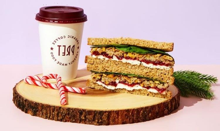 Pret brings back Christmas sandwich for July – but be quick