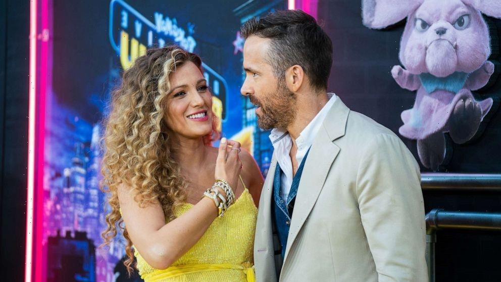 Ryan Reynolds gushes about wife Blake Lively, calls their romance a 'fairy tale'
