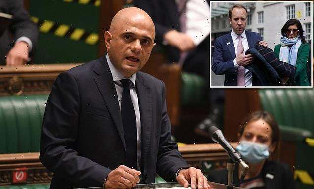 STEPHEN GLOVER: Sajid Javid has made a mockery of his entire strategy