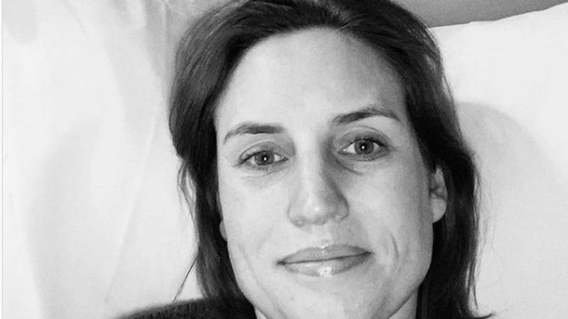 'Scary few days': Pregnant Newshub presenter Samantha Hayes hospitalised with 'mystery virus'