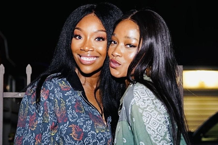 Star Gazing: Our Favorite Photos Of Black Girls Linking Up This Week