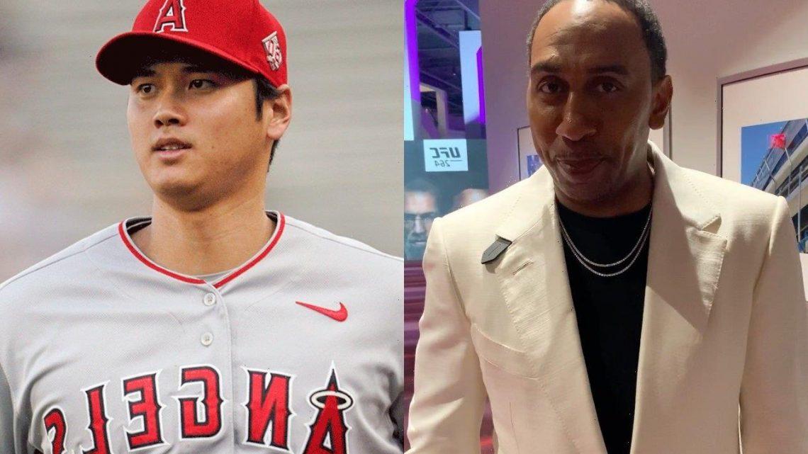 Stephen A. Smith Apologizes to Baseball Player Shohei Ohtani Over Xenophobic Rants