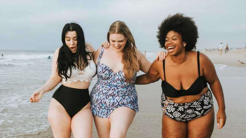 The Best Places To Find Plus Size Swimsuits